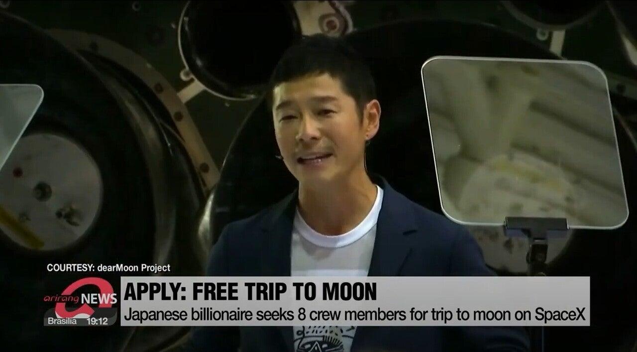 210305 前澤氏 月旅行