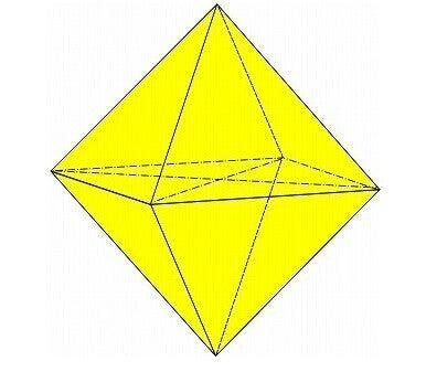 ピラミッドの本来の形