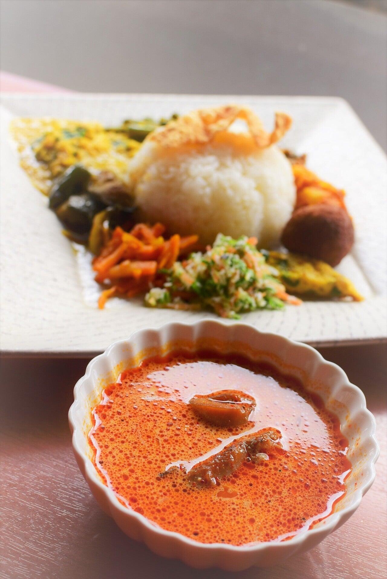別府スリランカ料理カムカム