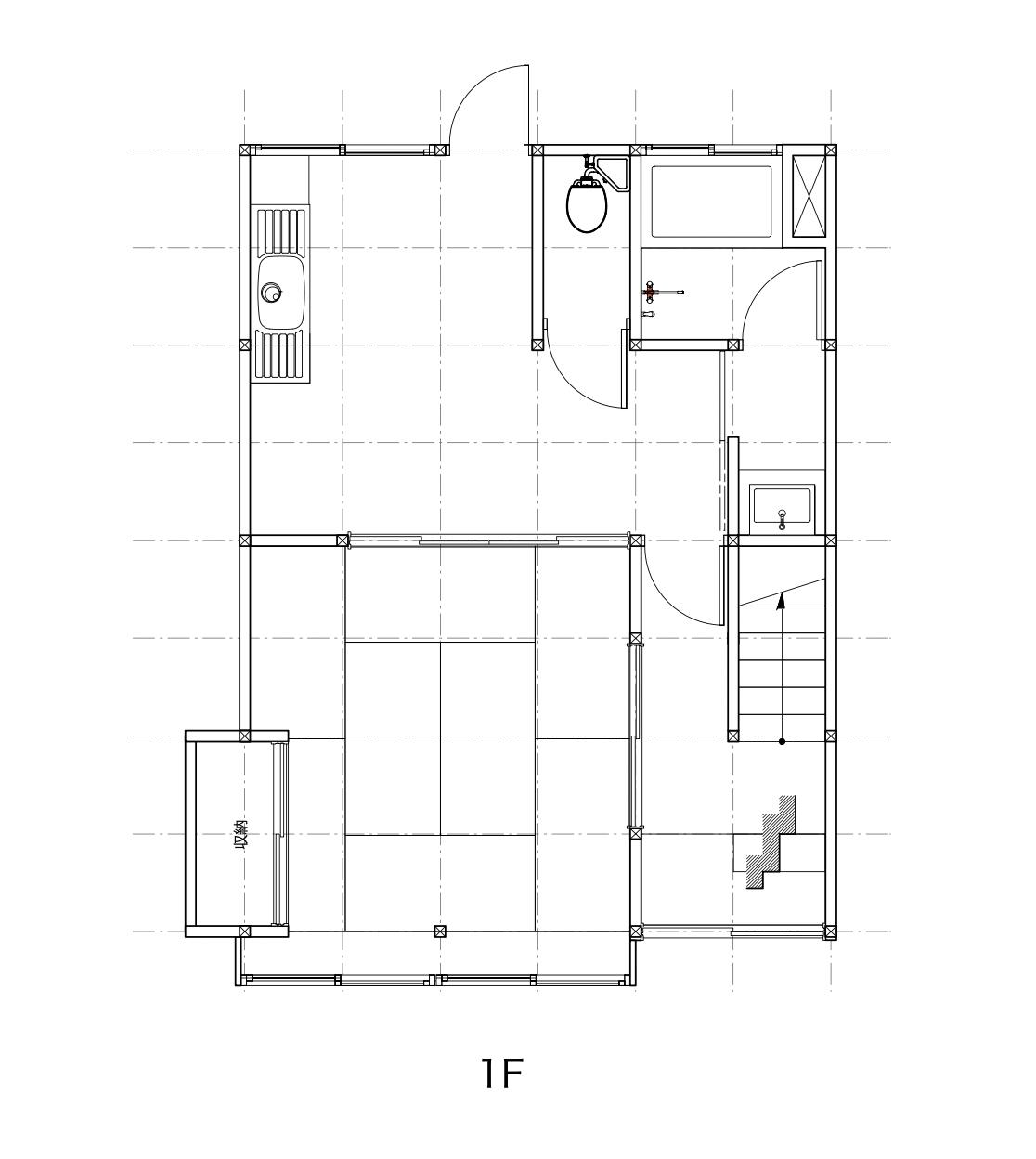 山縣邸1階