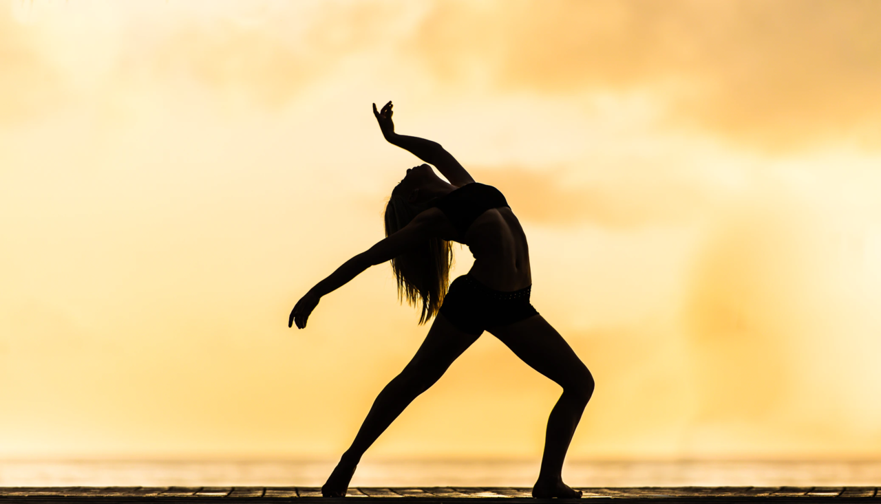 踊り 女性
