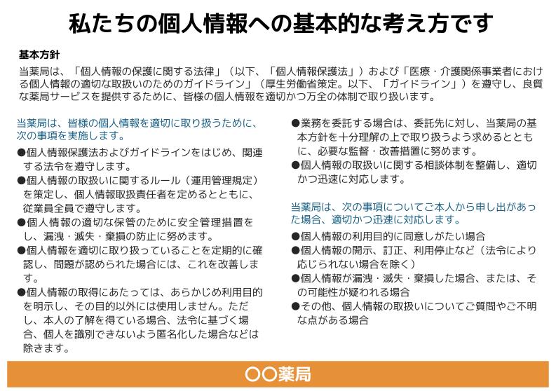 108_[1-8]個人情報保護に関する基本方針2021