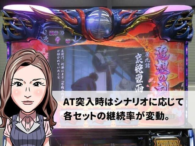 Bt開始画面 絆2 バジリスク絆2 AT(BT)中・BC中の楽曲(BGM)変化の法則