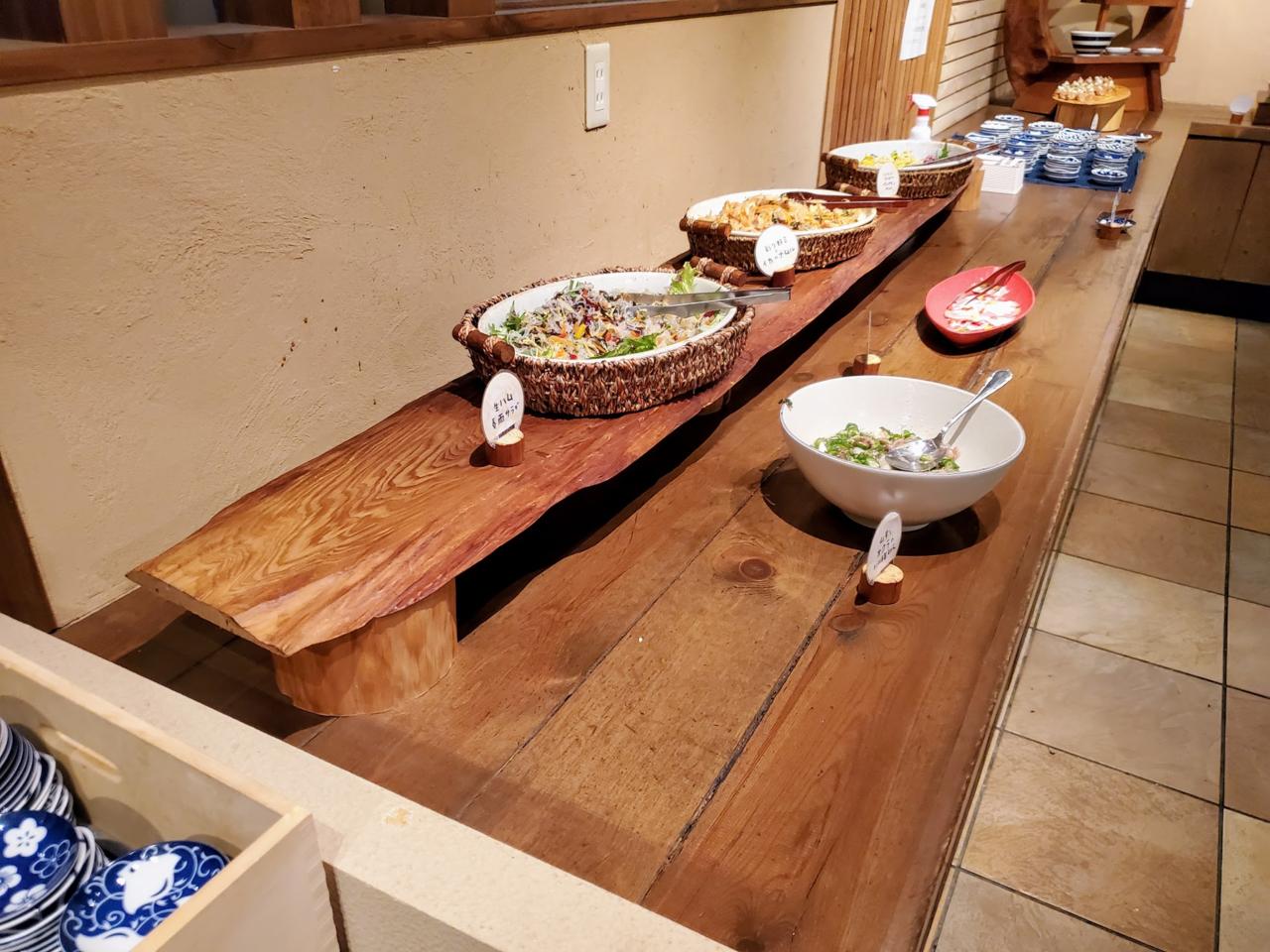 自家製蕎麦武野屋中庄店 メニュー