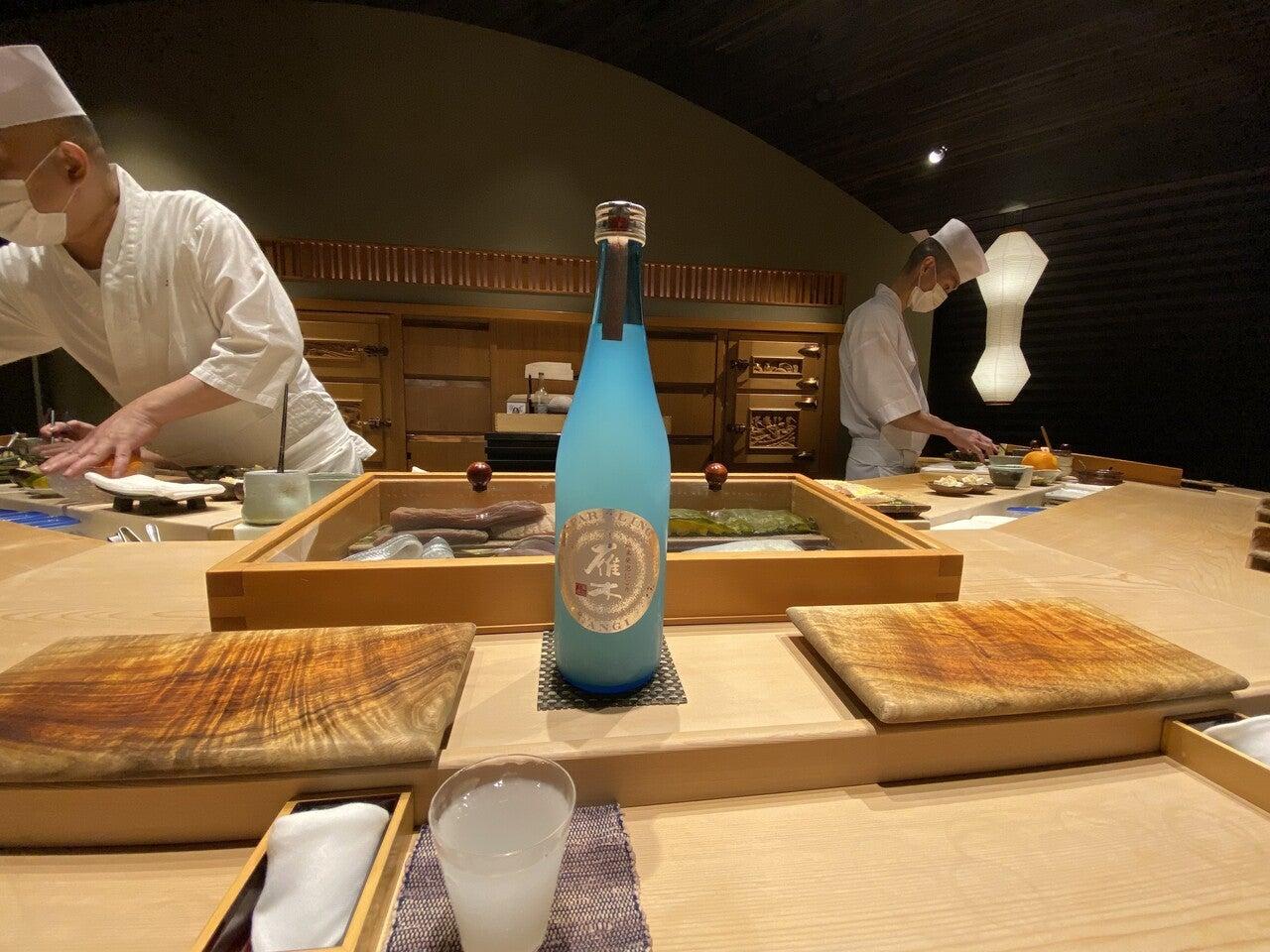 ハワイで食べる江戸前寿司: すし匠