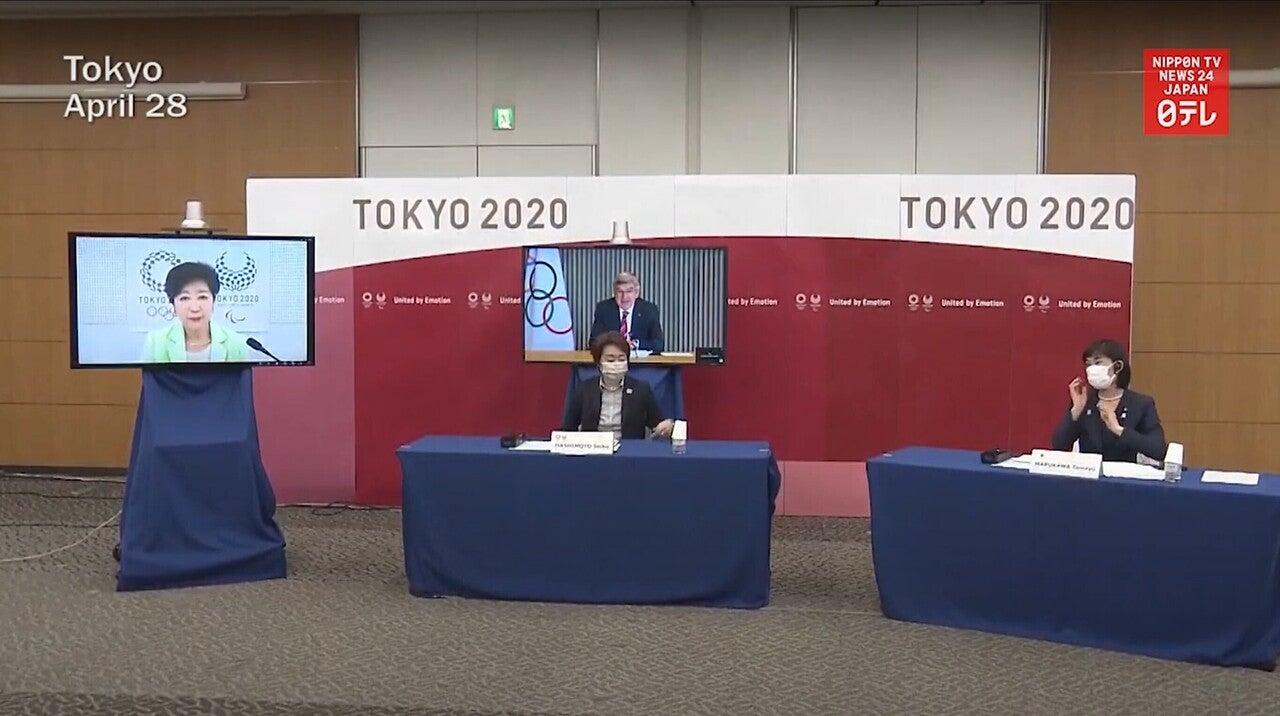 210429 東京五輪 入場規制