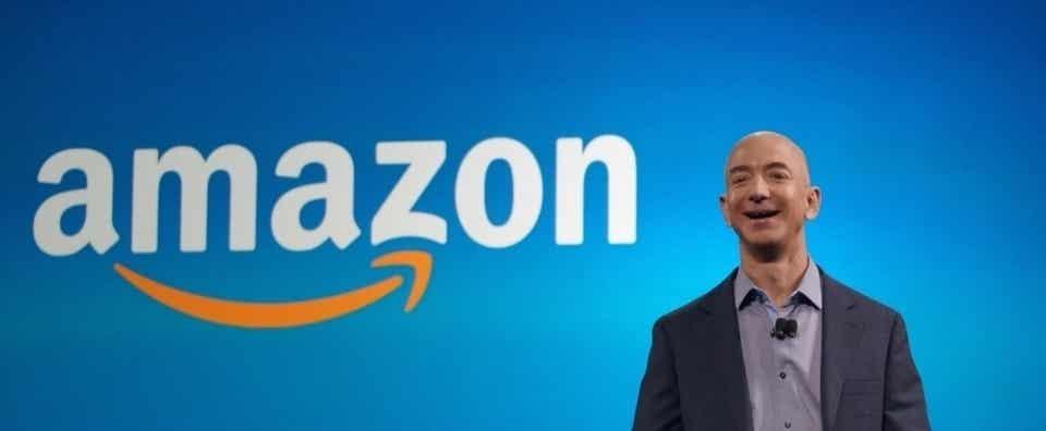 Amazonのジェフ・ベゾスCEOの成功のための思考法|決算が読めるように ...