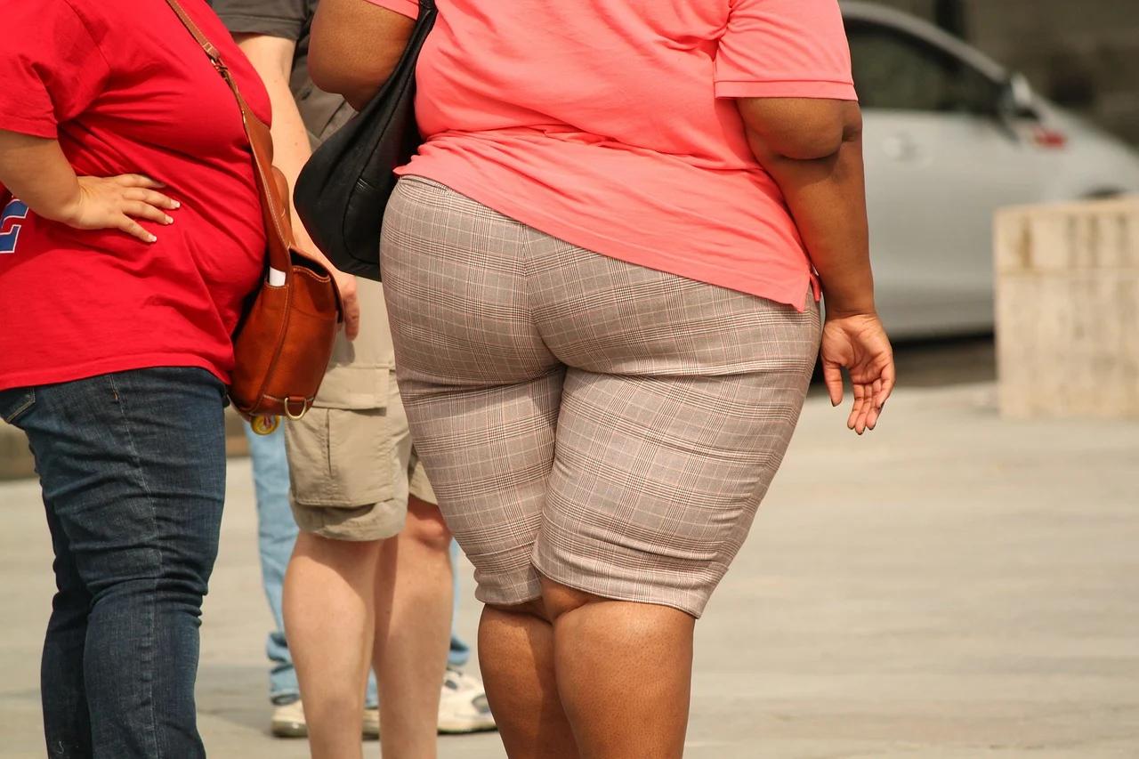 太る 女性