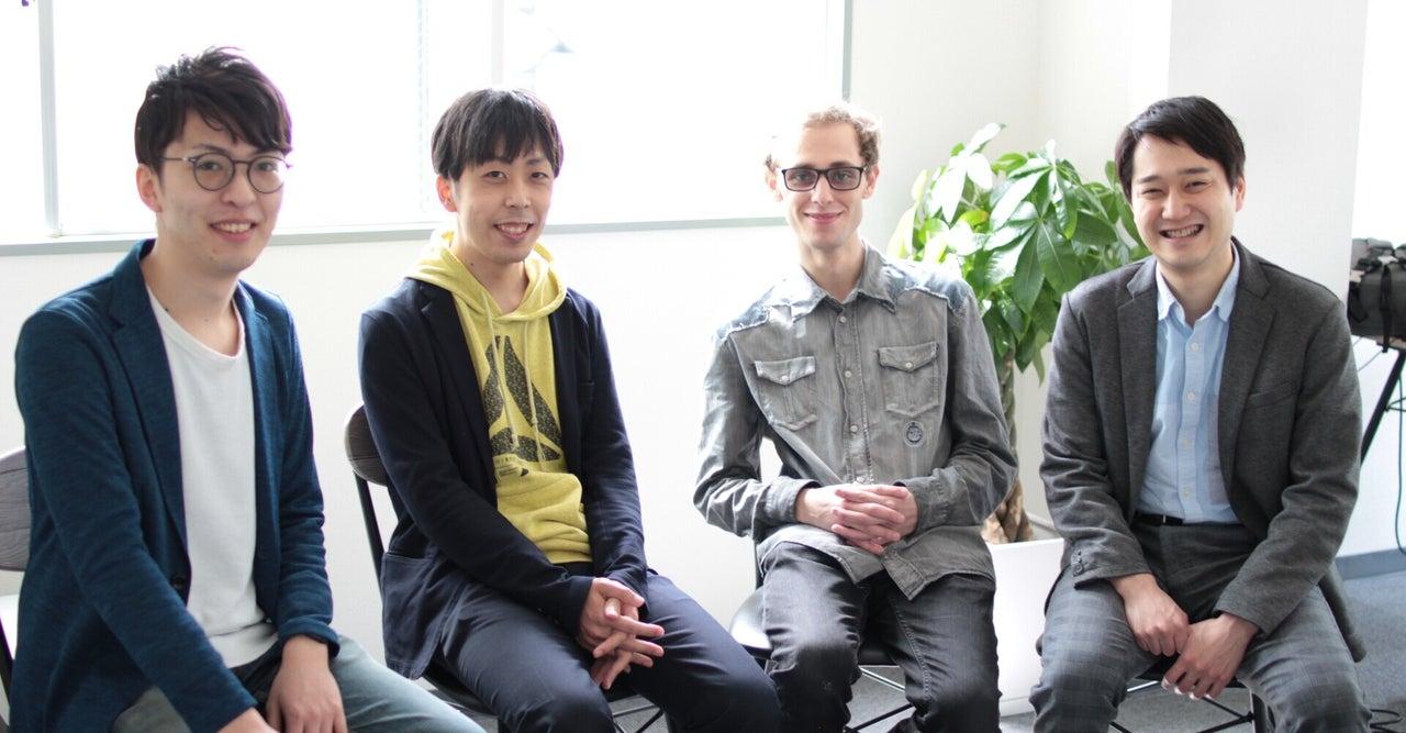 【座談会】エンジニアチームがdigglueの働き方やブロックチェーン開発の面白さを語る! digglue note