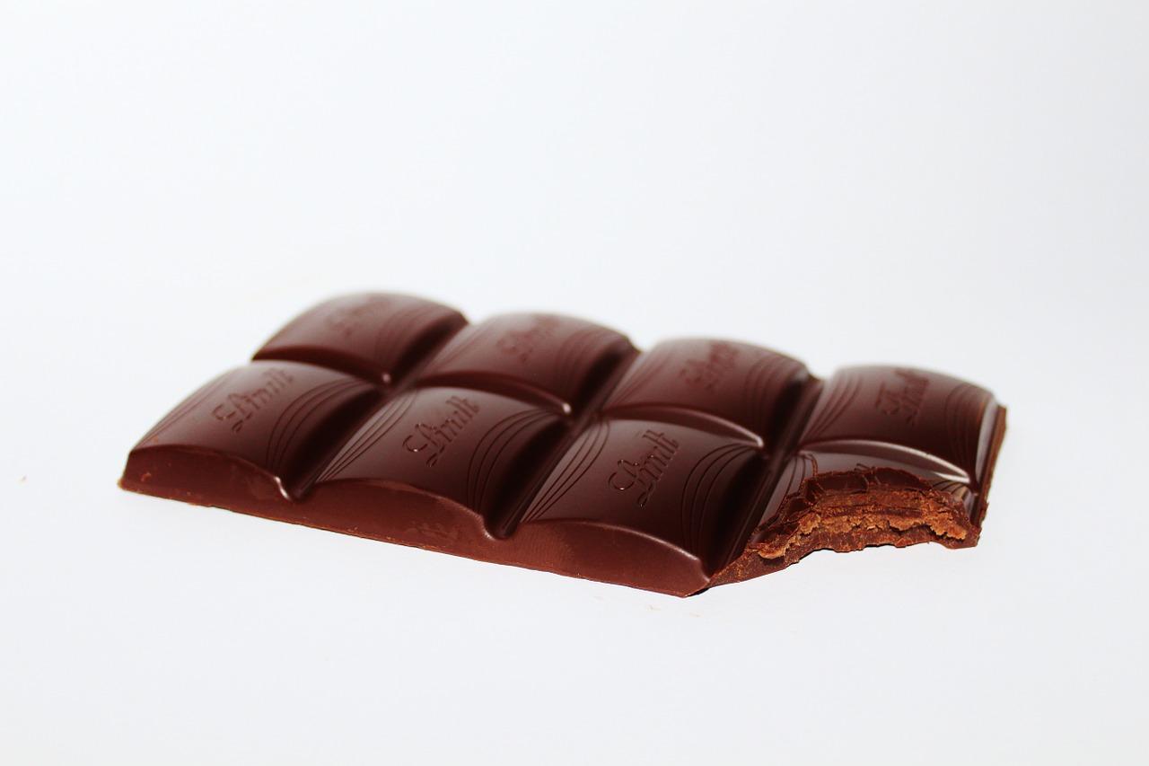 板チョコ 腹筋