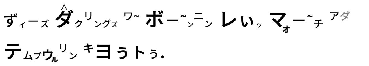 京都の子ガモ、鴨川へお引越し - コピー