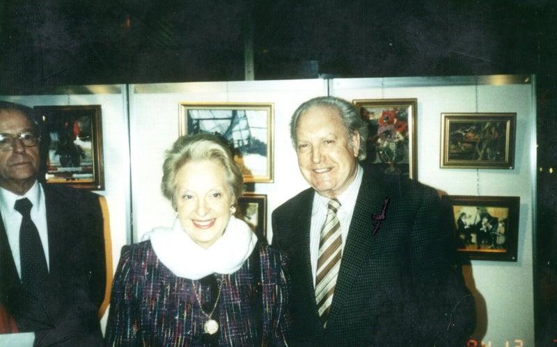 1993バラデュール首相夫人