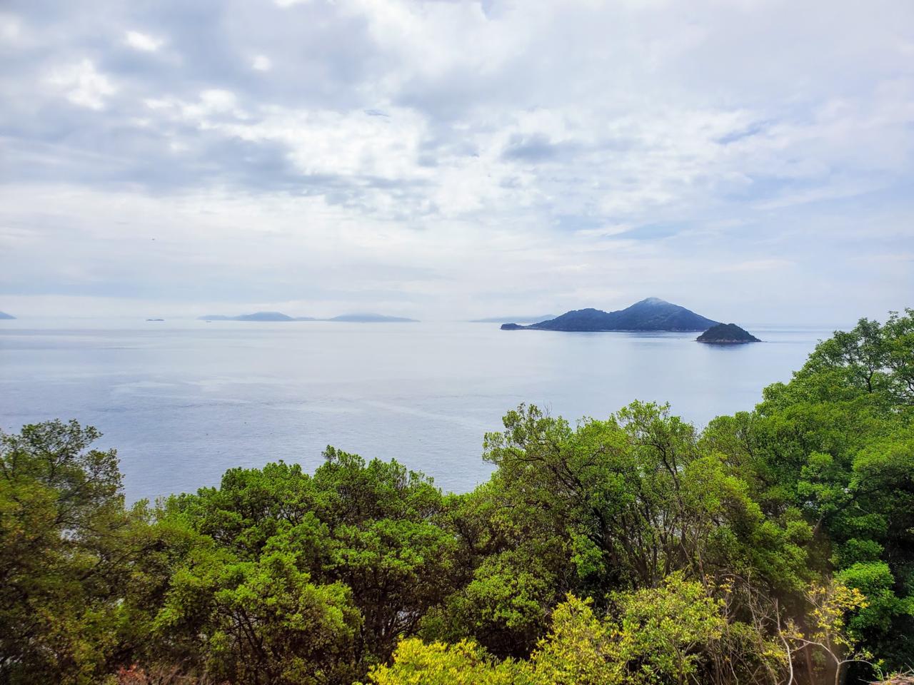 飛島の風景