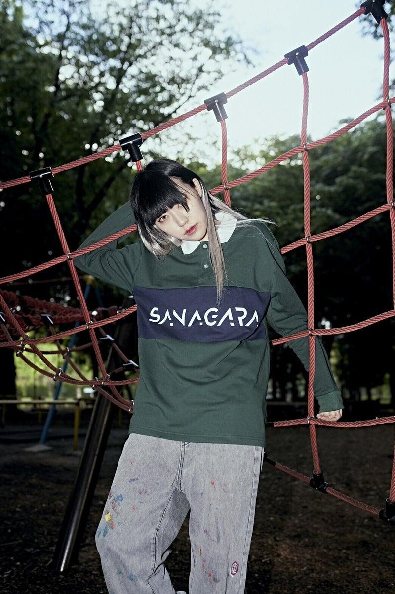 本日21:00新商品サナガラガーシャツ販売開始!