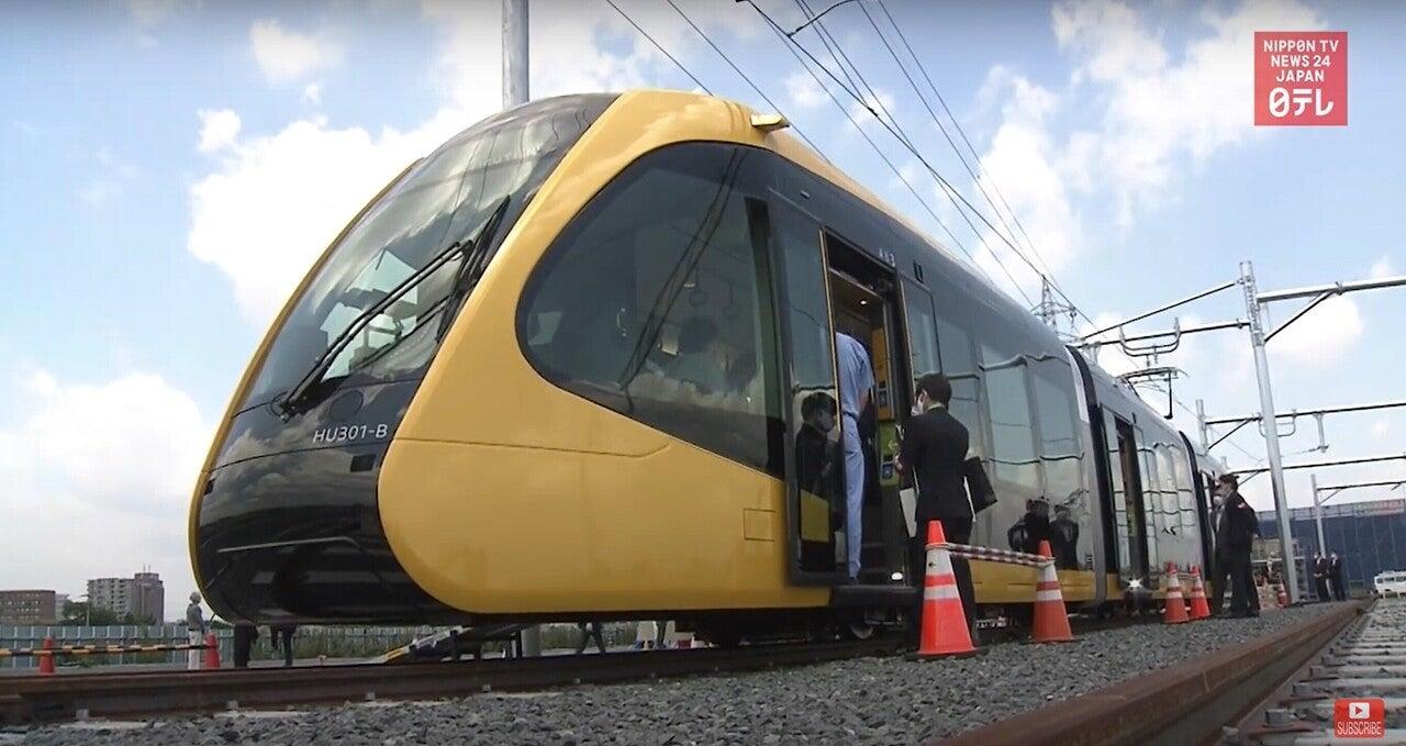 210601 栃木の次世代型路面電車LRT