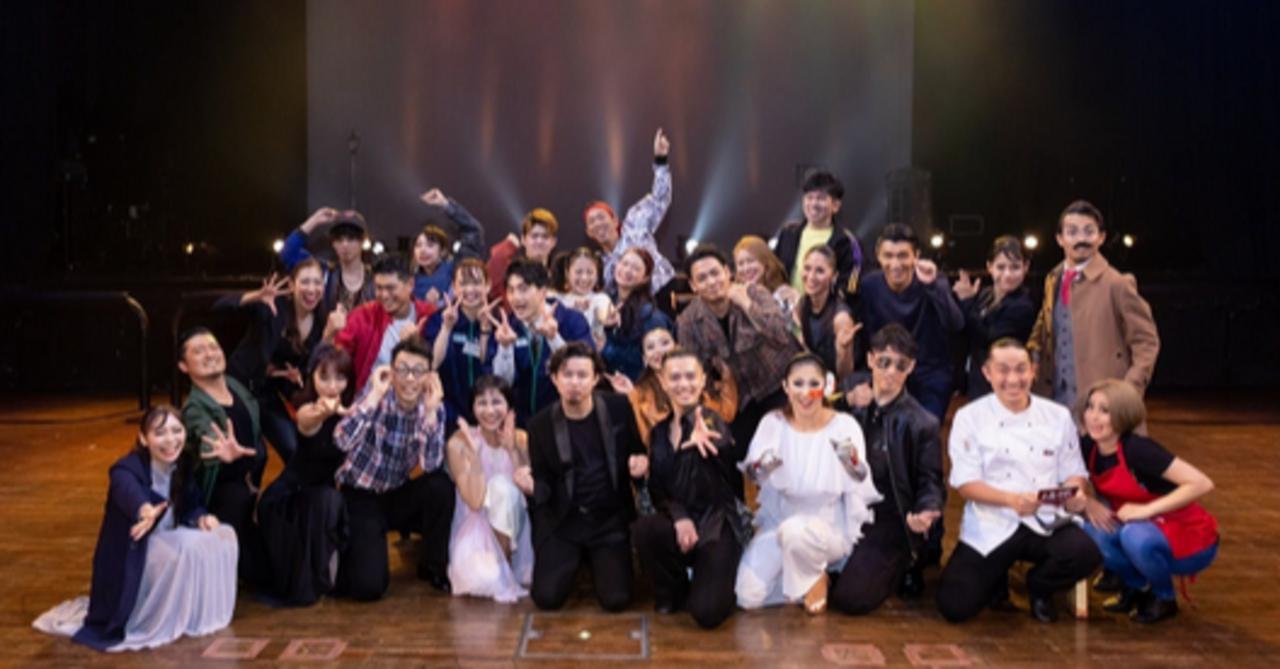 【インタビュー】社交ダンスで新しい試み。巨大ライブハウスでのイベントを実現した橋本 悠さん 池田あゆ里@インタビューライター note