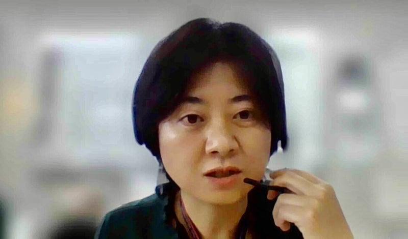 岸田花子さん1