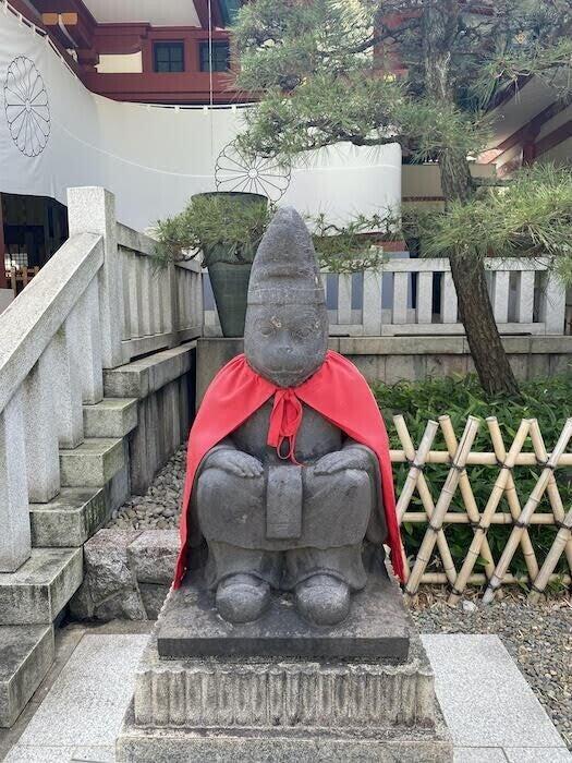 07_日枝神社の猿