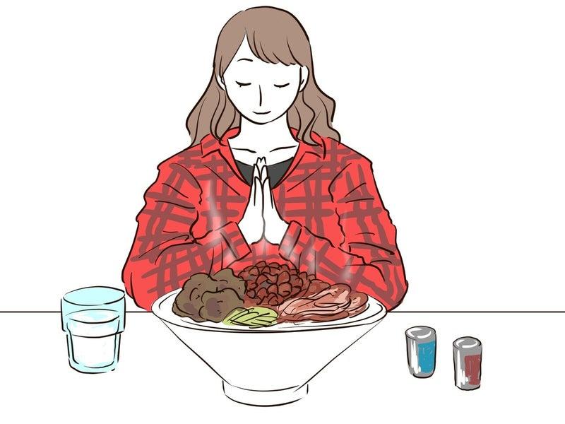 女性 大食い ラーメン