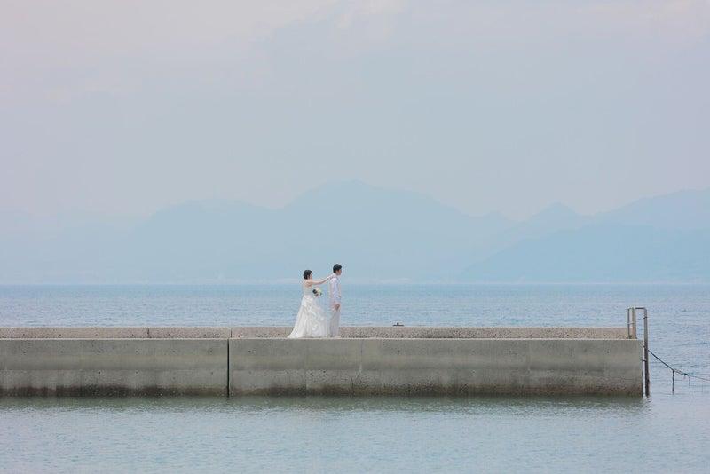 15瀬戸田サンセットビーチ フォトウェディング