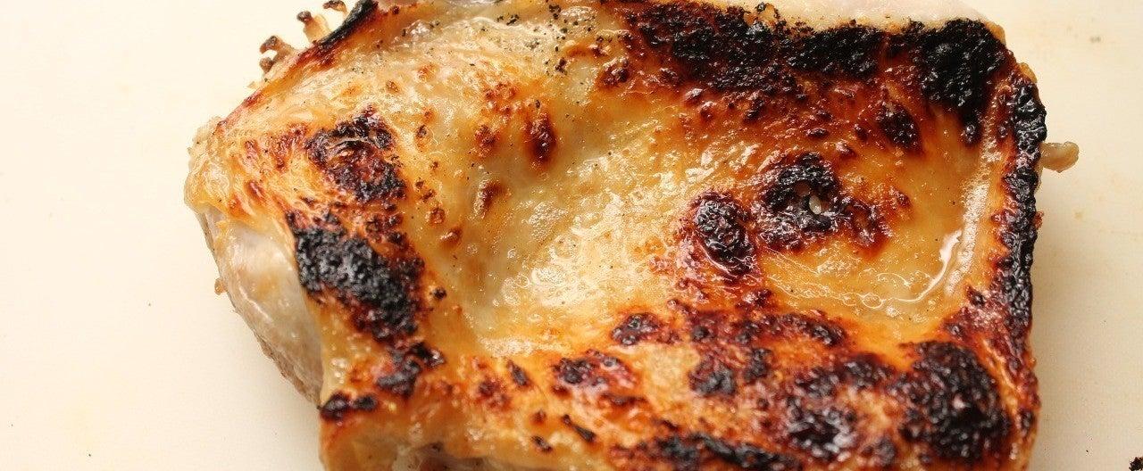グリル 魚 ステーキ 焼き
