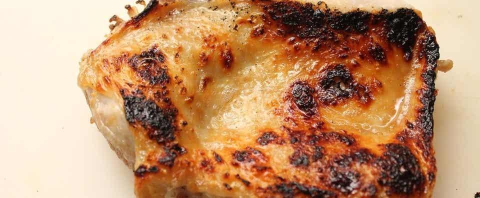 魚 焼き グリル チキン