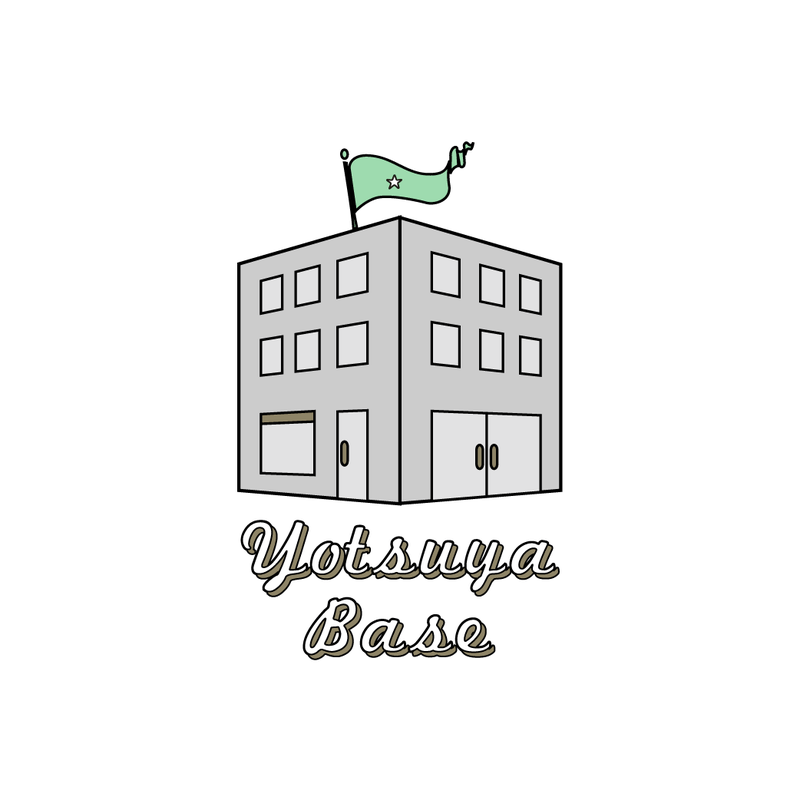 Yotsuya Baseロゴ4カラー案-01