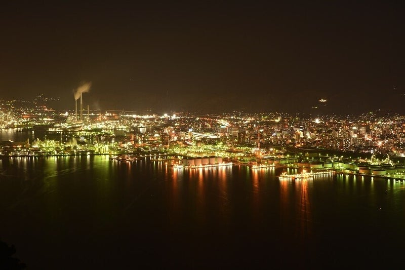 太華山夜景
