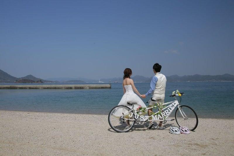 タンデム自転車2