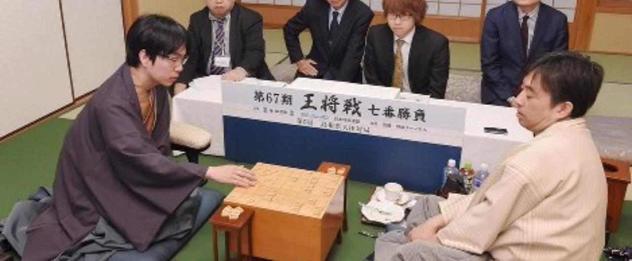 将棋界に新しい風!2017年度の勝...