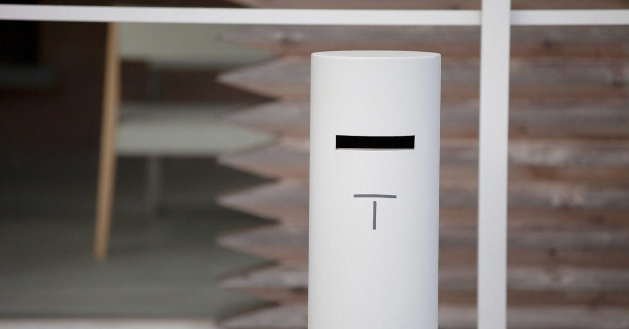 「手紙処」誕生秘話 06  新しい郵便の印、Tマーク