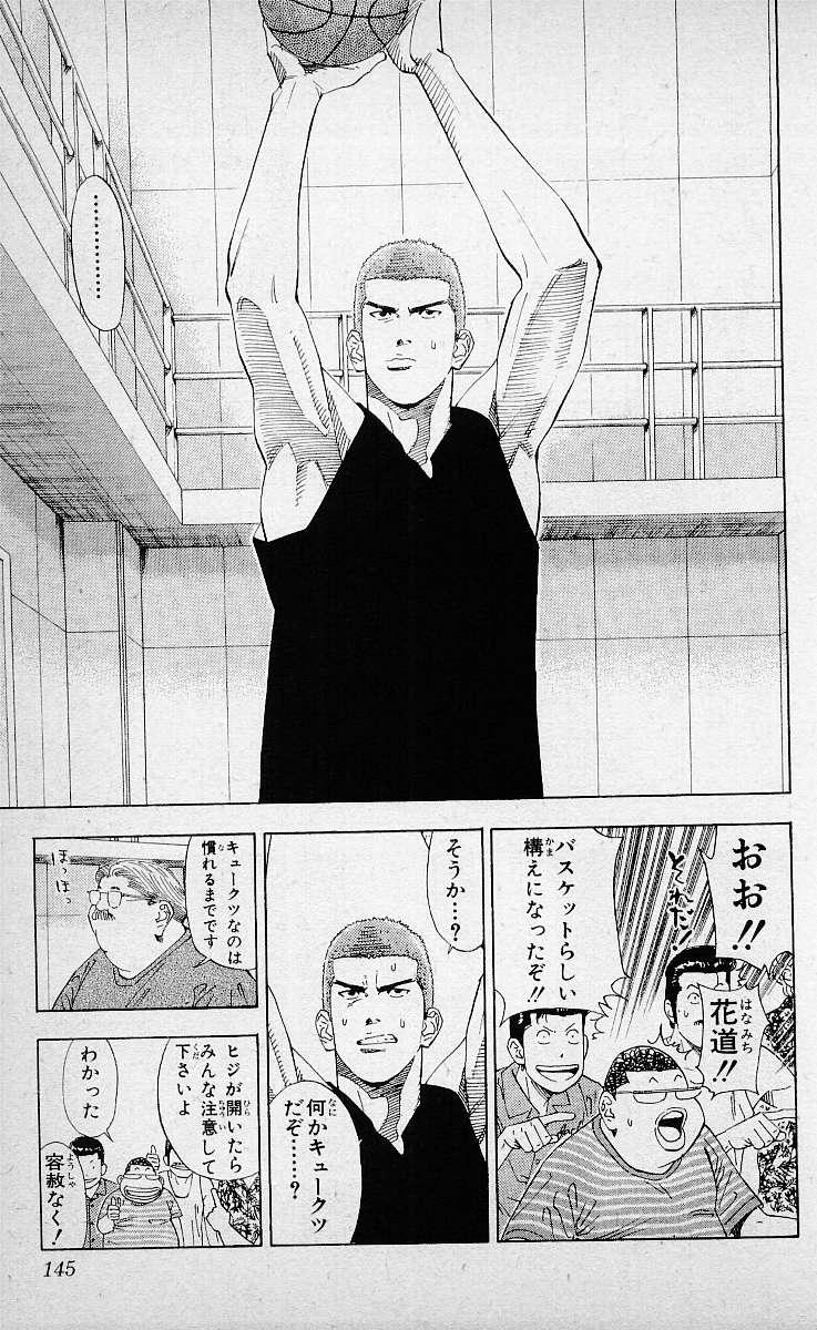 出典「スラムダンク」井上雄彦 桜木花道 シュート