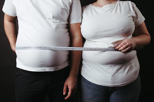 男女 肥満