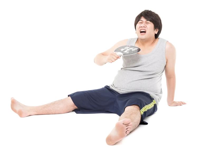 太る 男性
