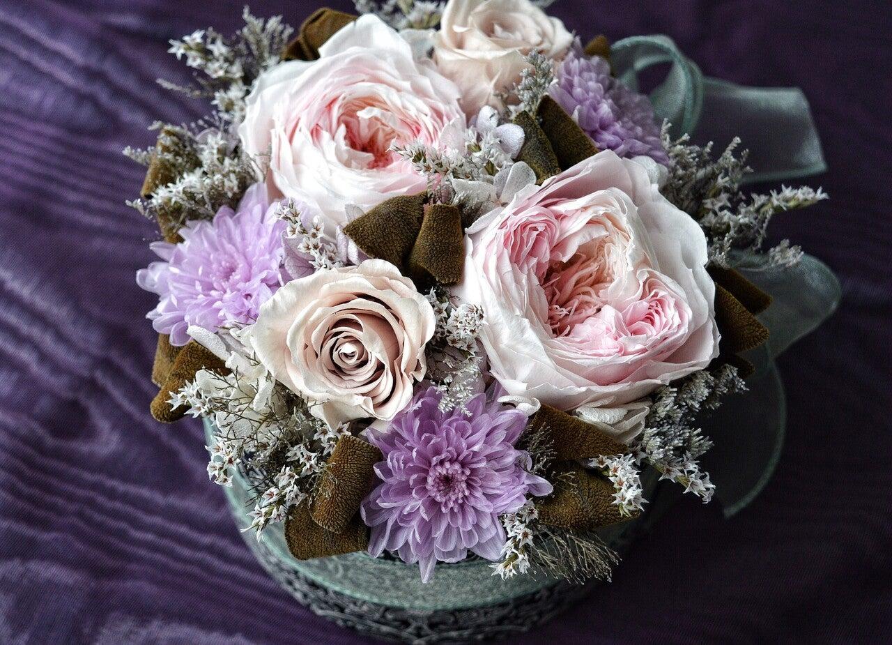 鎮魂〜花とメッセージ