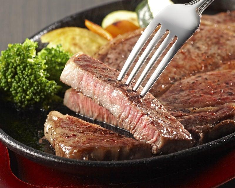 ステーキ 肉 甘い