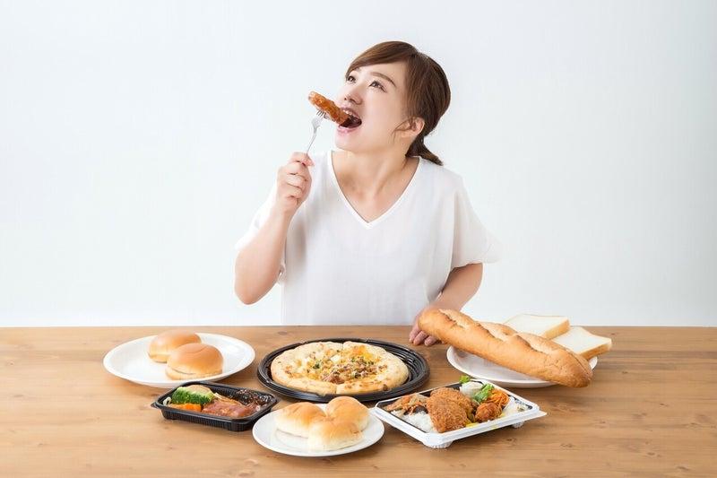 食べ放題 女性