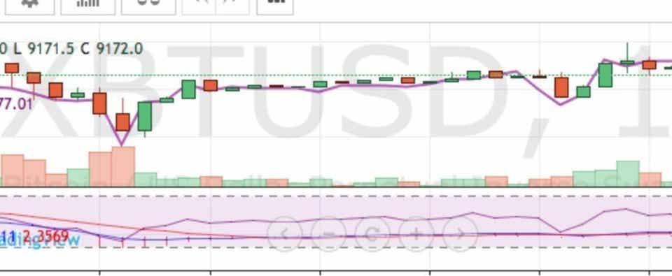 BitMEX】ヒゲ指標で売買したい!チャートの考え方といますぐ
