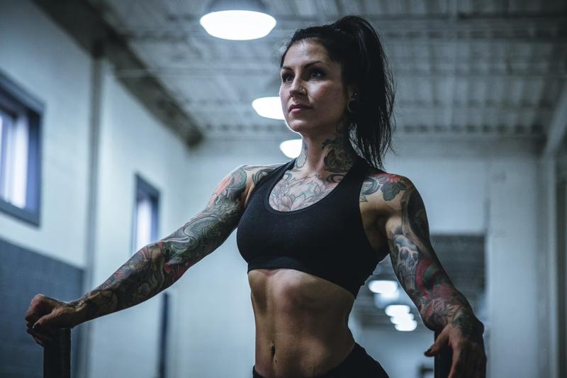 筋肉 女性