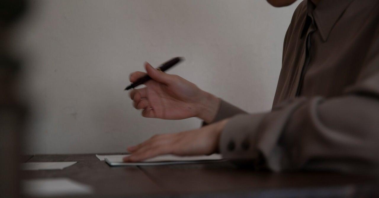 vol.21 エレガントに万年筆を使いこなしたい 【手紙の助け舟】