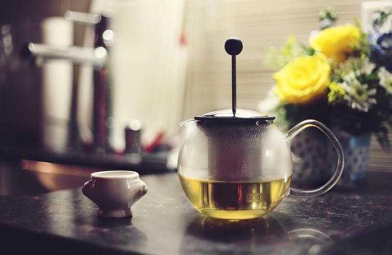 お茶 飲み物