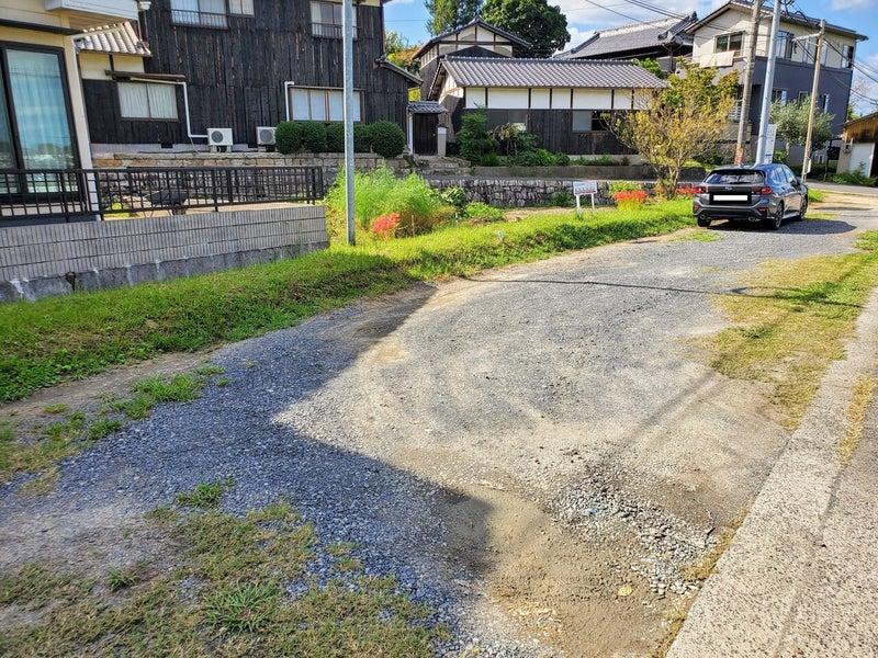 古宮道(こぐんどう)』 外観 駐車場