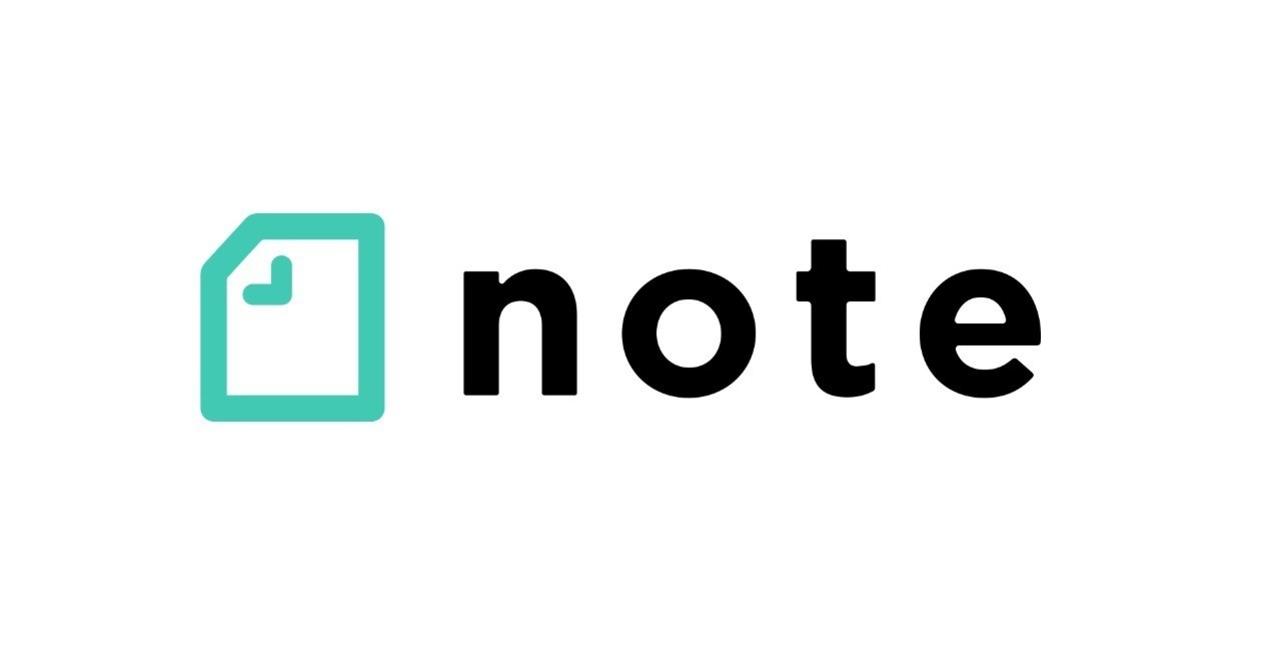 noteのロゴをリファインしました。|佐賀野 宇宙