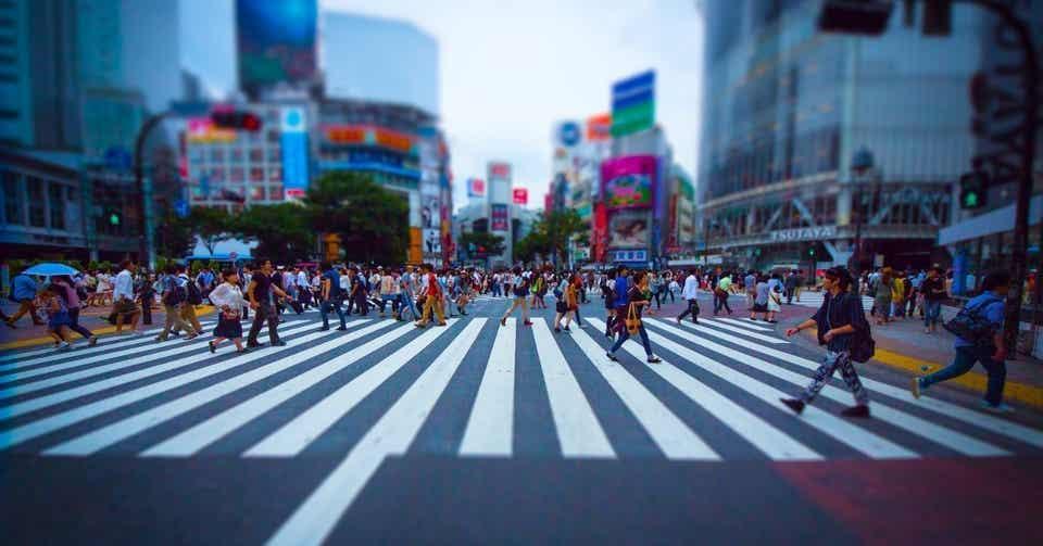ワールドカップ日本戦後のスクランブル交差点=夏フェス」説|レジー|note