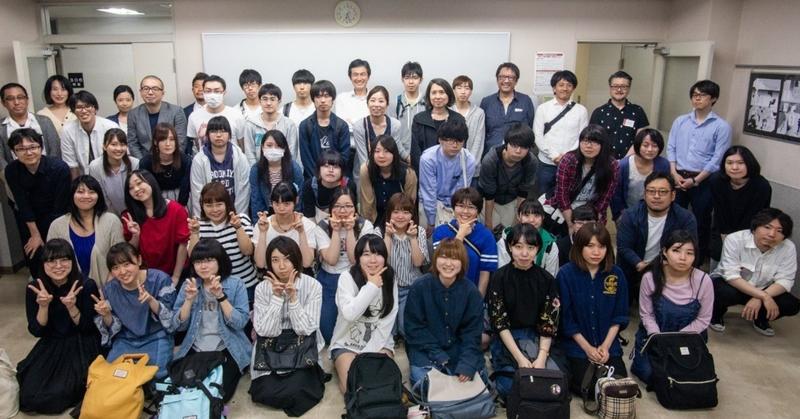 ASPaC Workshop in 日本デザイナー芸術学院 仙台校|ASPaC広報|note