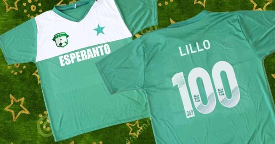 サッカーでエスペラント語 ...