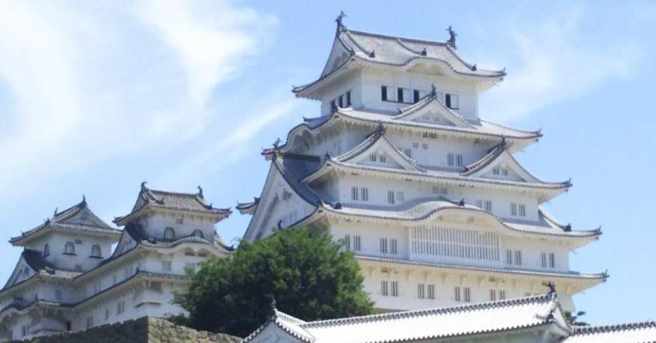 姫路城近く