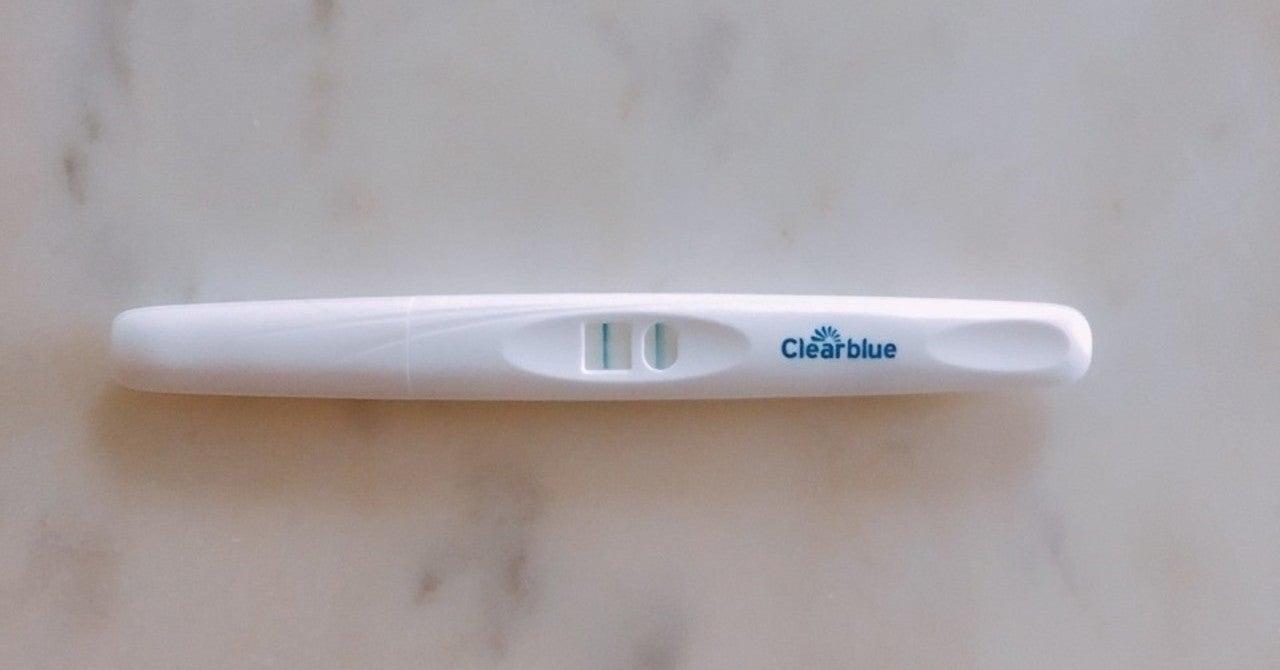 妊娠検査薬 不良品