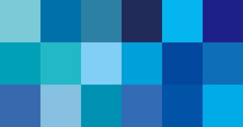 オフィスでよく見掛けるような青色が苦手な話。|ろこ|note
