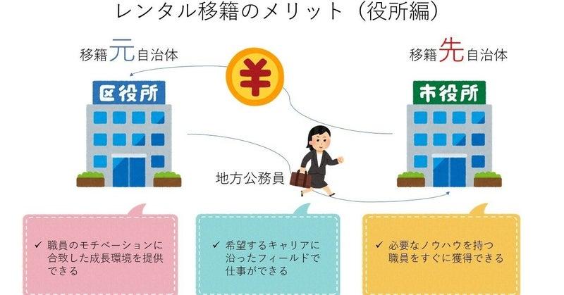レンタル移籍のメリット_役所編_